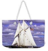 Full Sails Ahead Weekender Tote Bag