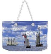 Full Sails Weekender Tote Bag