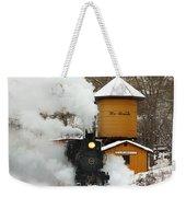 Full Steam Ahead Weekender Tote Bag