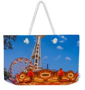 Fun Forest Now That Looks Fun Weekender Tote Bag