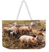 Fun In The Mud Weekender Tote Bag