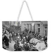 Funeral Of Queen Victoria Weekender Tote Bag
