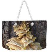 Fungi On Oak Weekender Tote Bag