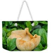 Fungus Among The Ajuga Weekender Tote Bag