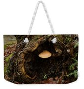 Fungus In A Knothole Weekender Tote Bag