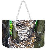Fungus Invasion Weekender Tote Bag