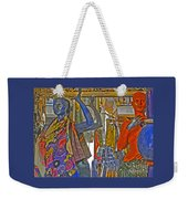 Funky Boutique Weekender Tote Bag
