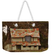 Funky House On 17 Mile Drive Weekender Tote Bag
