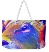 Funky Lioness Jungle Queen Weekender Tote Bag