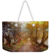 Funky Sunset 2 Weekender Tote Bag by Marty Koch