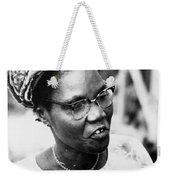 Funmilayo Ransome-kuti (1900-1977) Weekender Tote Bag
