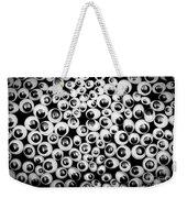 Funny Eyes Background Weekender Tote Bag