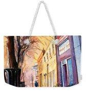 Fuquay-varina Downtown Weekender Tote Bag