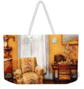 Furniture - Chair - Livingrom Retirement Weekender Tote Bag