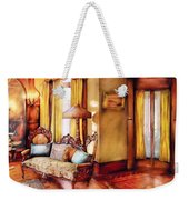 Furniture - Chair - The Queens Parlor Weekender Tote Bag