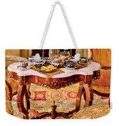 Furniture - Chair - The Tea Party Weekender Tote Bag