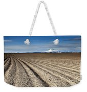 Furrows Weekender Tote Bag