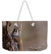 Furry Ears Weekender Tote Bag