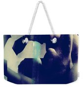Fury Of Faith Weekender Tote Bag