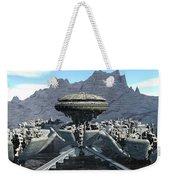 Future Pod City Weekender Tote Bag