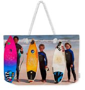 Future Surfing Champs Weekender Tote Bag