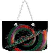 Futuristic Weekender Tote Bag