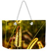 Fuzzy Wuzzy Weekender Tote Bag