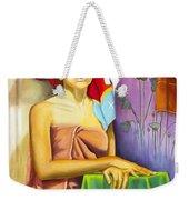 Gaby Weekender Tote Bag by Marlene Book