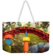 Gadget Go Coaster Disneyland Toontown Weekender Tote Bag
