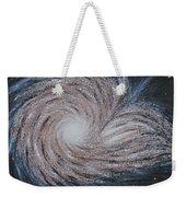 Galactic Amazing Dance Weekender Tote Bag by Georgeta  Blanaru