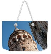 Galata Tower 04 Weekender Tote Bag