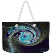 Galaxy Birth 1 Conception Weekender Tote Bag