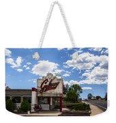 Galaxy Diner Weekender Tote Bag