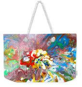 Galaxy Formation Weekender Tote Bag