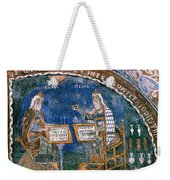 Galen And Hippocrates Weekender Tote Bag