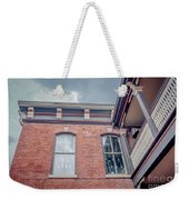 Galena's Architecture  Weekender Tote Bag