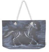Galloping Horse Weekender Tote Bag