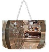 The Vault - Aston Martin Weekender Tote Bag