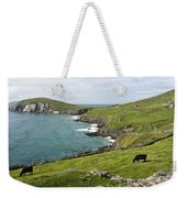 Atlantic Coast Of Ireland Weekender Tote Bag