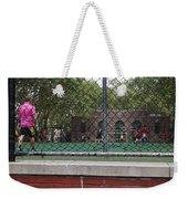 Game Behind The Fence Weekender Tote Bag