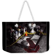 Game - Chess - It's Only A Game Weekender Tote Bag