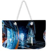 Game Transparent  Weekender Tote Bag by Bob Orsillo