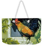 Gamecock And Hen Weekender Tote Bag
