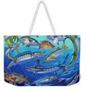 Gamefish Collage In0031 Weekender Tote Bag