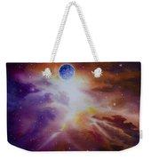 Gamma Nebula Weekender Tote Bag