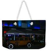 Gangsters At Casablanca Weekender Tote Bag