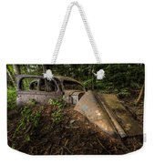 Gangsters Last Ride Weekender Tote Bag