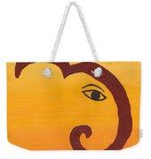 Ganpati- Om Weekender Tote Bag