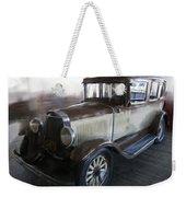 Gansgter Era Automobile Weekender Tote Bag