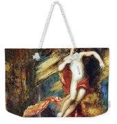 Ganymede Weekender Tote Bag